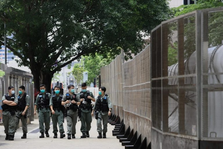 Hong Kong national security law: police to slash riot squad numbers as legislation quells threat of civil unrest